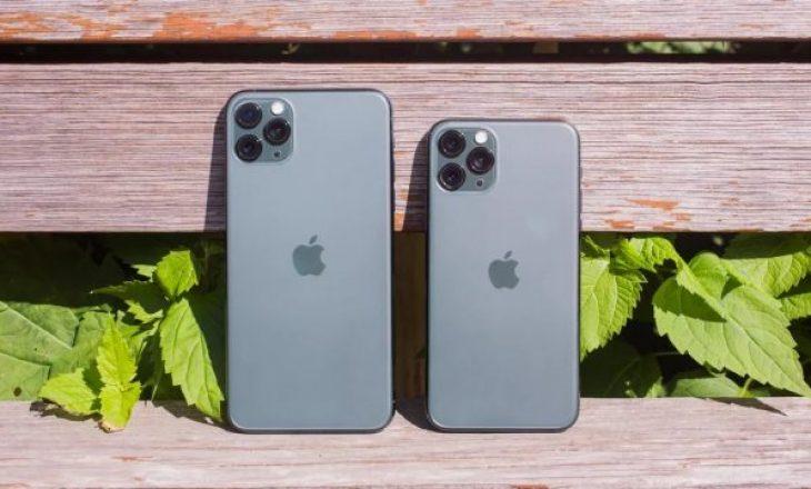iPhone 11 Pro Max ka bateri 23% më të fuqishme sesa iPhone 11 Pro