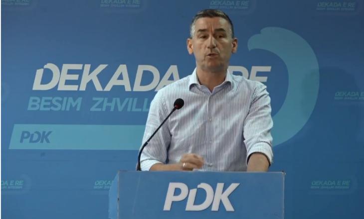 Kadri Veseli prezanton pesë shtyllat e planit për luftën kundër korrupsionit