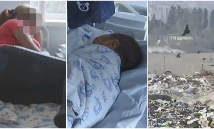 12-vjeçarja sjell në jetë foshnjen në një deponi mbeturinash