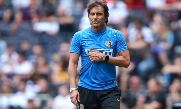 Milan – Inter, Conte i ka disa fjalë për derbin