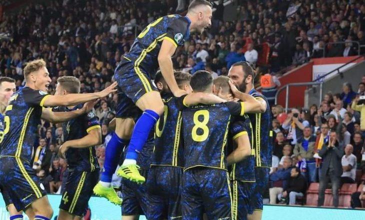 """""""Gazzetta dello Sport"""" e përfshin Kosovën te """"Hirushet"""", që ëndërrojnë """"Euro 2020"""""""