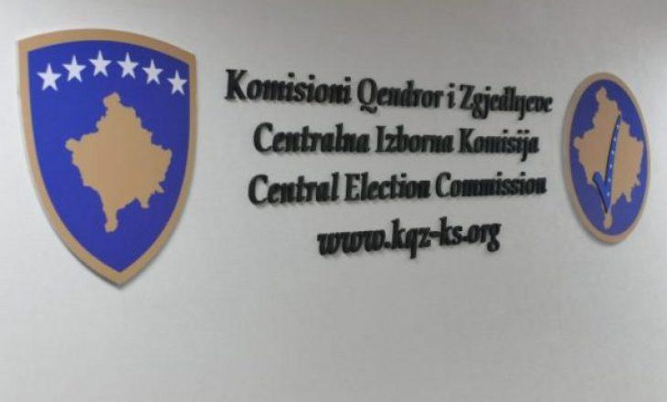 KQZ: Janë rinumëruar 312 nga 552 vendvotime