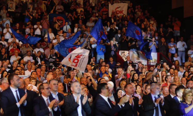 Këta janë 15 kandidatët më të votuar të LDK-së në Gjilan