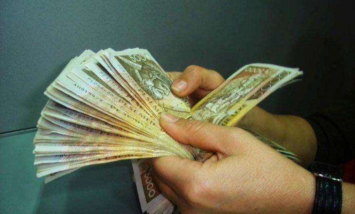 Shqipëria me pagat me të ulëta në rajon