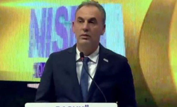 Koalicioni NISMA-AKR-PD nominon zyrtarisht kandidat për kryeministër Fatmir Limajn