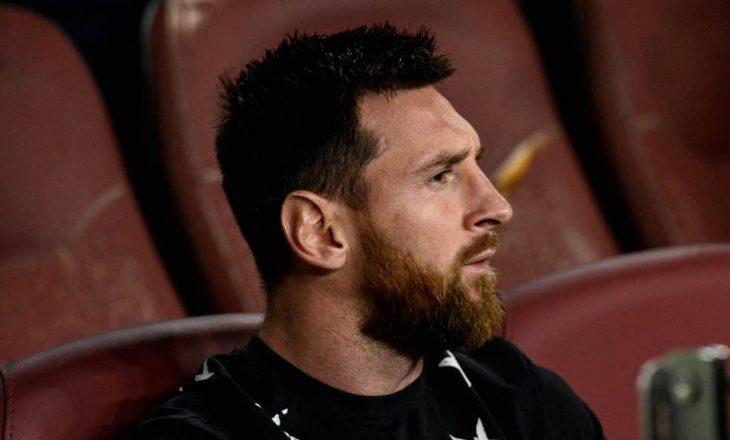 Lionel Messi blen shtëpi pranë zyrave të Interit