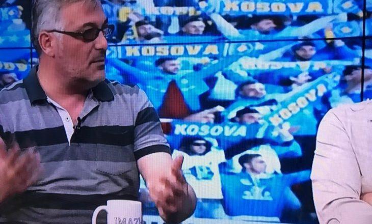 """""""Nuk e dua Shqipërinë o vëlla""""! Tani Andin Lokaj sulmon """"Supersport"""": Na kanë zili ne kosovarët"""