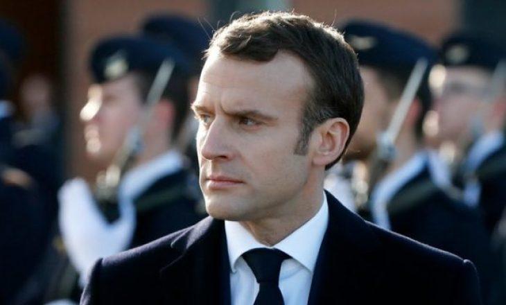 """""""Macron një sabotator i heshtur"""""""