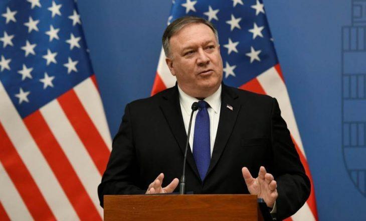 Pompeo planifikon takim me presidentin e Ukrainës