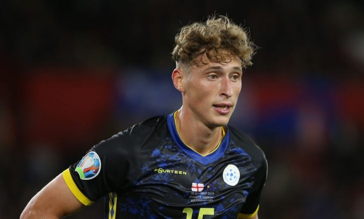 """Gazetari i njohur e bën """"horë"""" Mërgim Vojvodën pas ndeshjes kundër Anglisë"""
