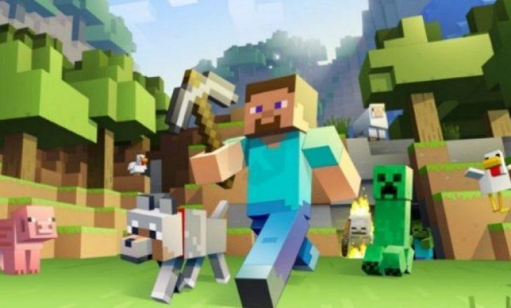 Minecraft, me 112 milionë lojtarë çdo muaj
