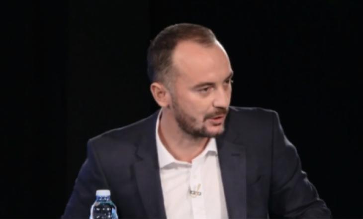 Përplasja me Haki Abazin pas debatit televiziv, deklarohet Dardan Molliqaj
