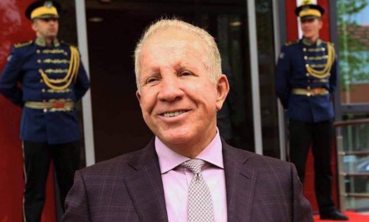 Pacolli çon konsull në Tiranë nipin e Sami Lushtakut që e ka të kryer vetëm shkollën fillore