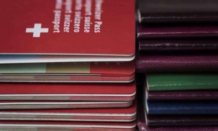 Për herë të parë i hiqet pasaporta zvicerane një të huaji me dy shtetësi