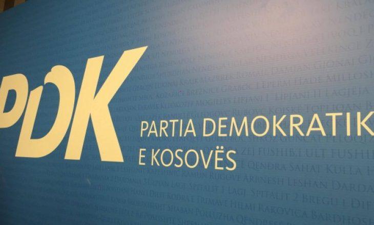 PDK zgjedh kryetarin e ri më 3 korrik