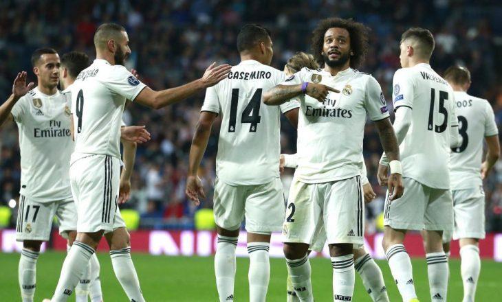 Krejtësisht e papritur, ja kush mund ta drejtojë Real Madridin