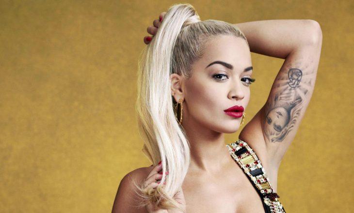 Rita Ora nuk mban mend që ishte në lidhje me Rob Kardashian