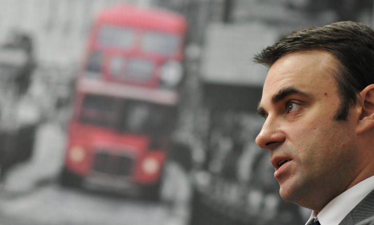 O'Connell zgjodhi mënyrën më interesante për të bërë tifo për Kosovën e Anglinë