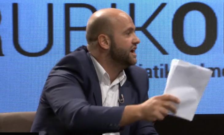Ahmeti, Krasniqit: Tregom si të ka shantazhuar Molliqaj për t'u bërë kundër Kurtit