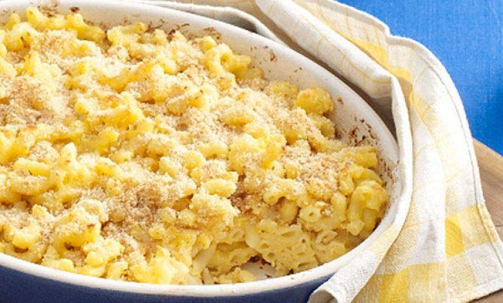 Përbërësi sekret për makarona të shijshëm me djathë sipas recetës së Shaquille O'Neal