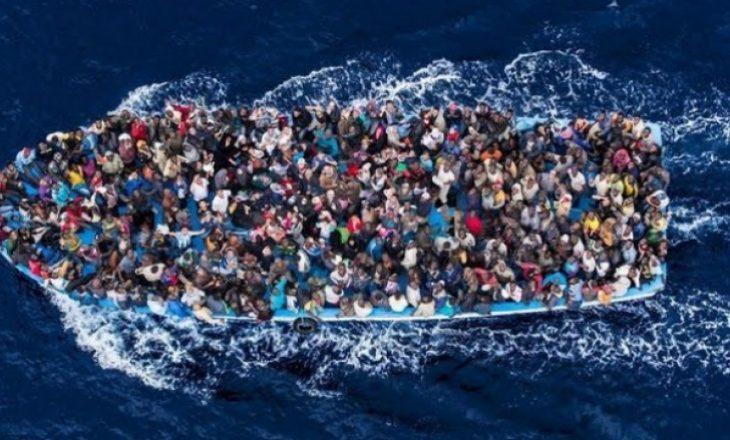 Përmbyset varka me 150 emigrantë, 62 të vdekur
