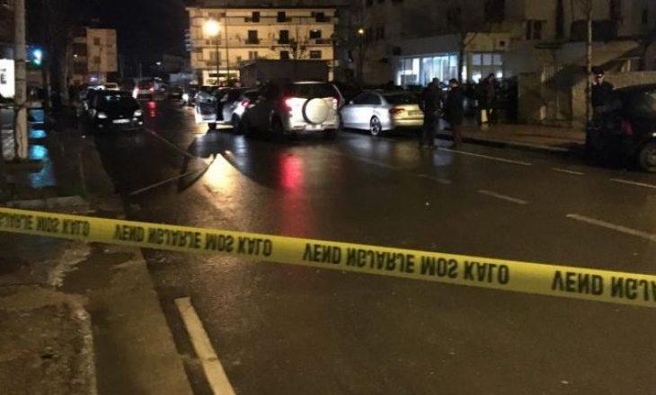 Të shtëna me armë zjarri në Pejë, një person ka mbetur i plagosur