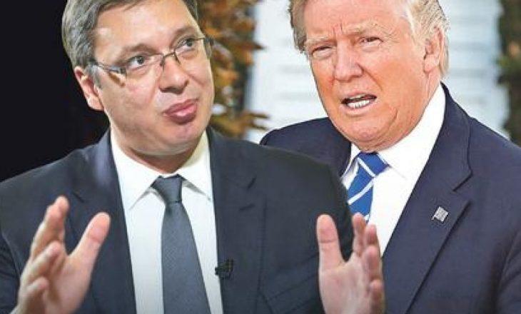 Presidenti i Serbisë e pranon që është mërzitur pasi Trumpi e shkarkoi John Boltonin