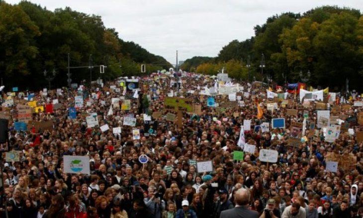 Rinia e botës në grevë për klimën