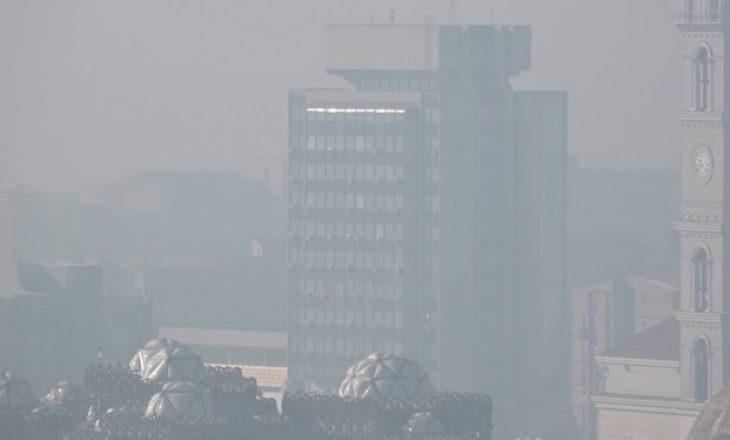 Kosova me vdekshmërinë më të lartë në Evropë nga ajri i ndotur