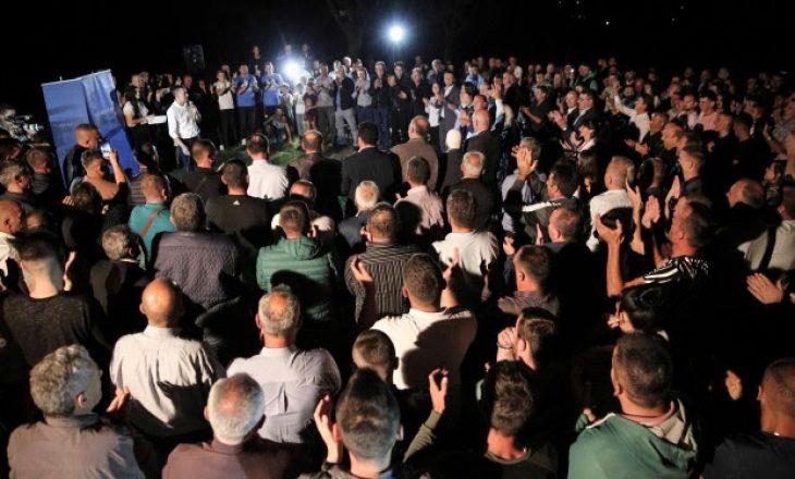 Veseli në Dumnicë të Llapit pritet nga qindra banorë