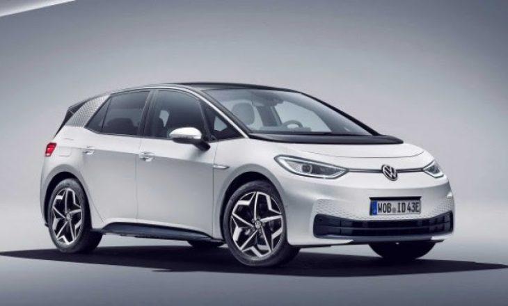 Volkswageni prezanton modelin ID.3 – Golf elektrik