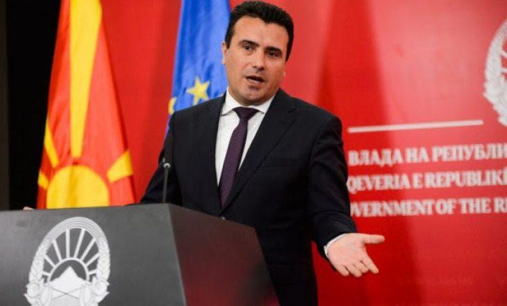 Zaev u kërkon falje gazetarëve – kjo është arsyeja