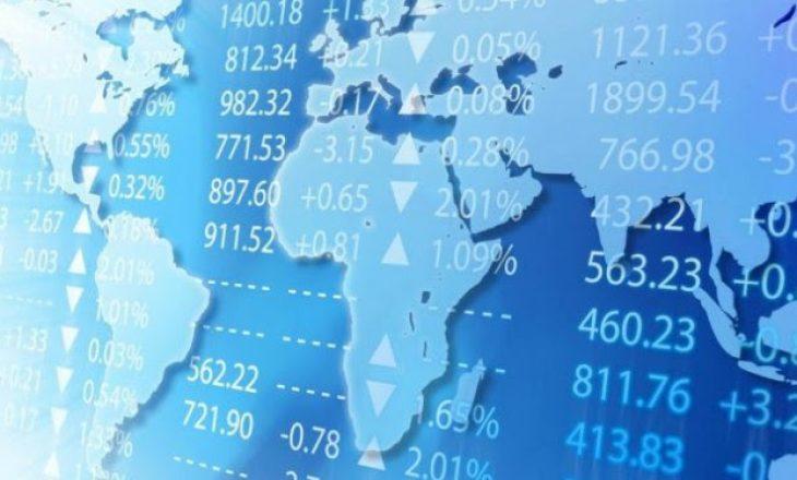 OECD ul parashikimet për rritjen ekonomike globale
