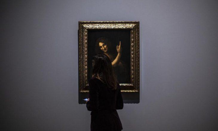 Muzeu i Luvrit, çelet ekspozita në nder të Da Vincit, shiten online 260 mijë bileta