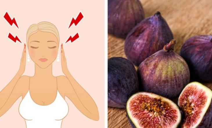 Tri ushqimet që e luftojnë migrenën