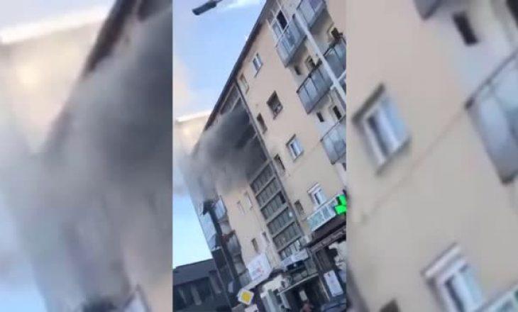 Gjashtë persona të lënduar nga djegia e banesës- Policia jep detaje