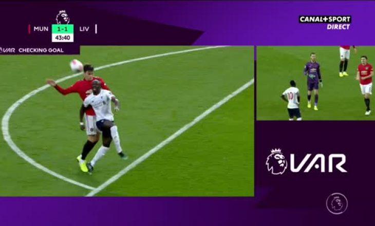 "Insporti | Liverpooli barazoi rezultatin por ""VAR"" ia anuloi"