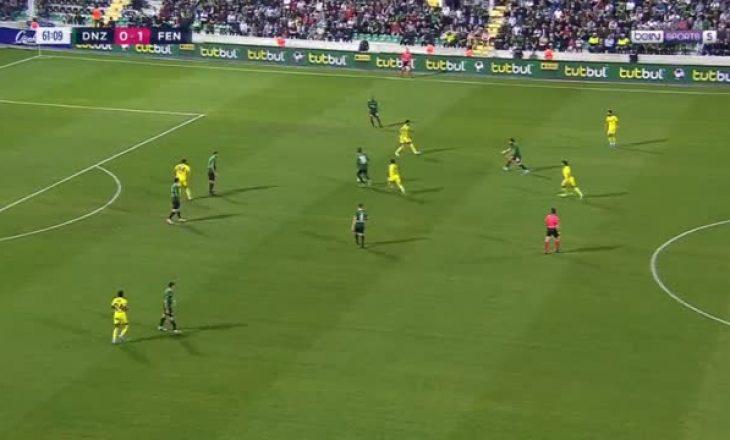 Insporti |  Vedat Muriqi nuk ndalet, shënon golin e radhës për Fenerbahcen