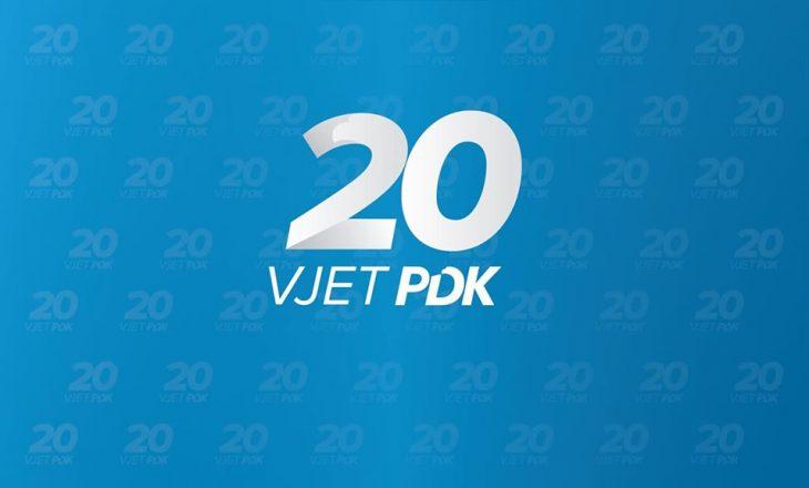 20 vjet PDK – Kadri Veseli flet nga roli i liderit opozitar