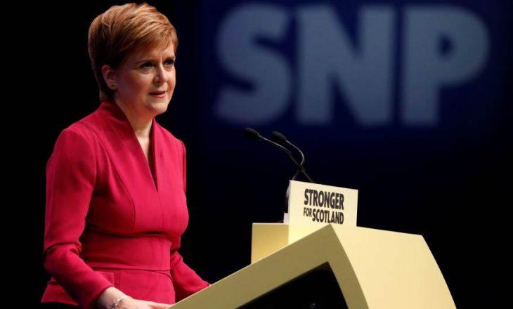Partia e kryeministres së Skocisë nuk do ta pranojë planin e Johnsonit për Brexit