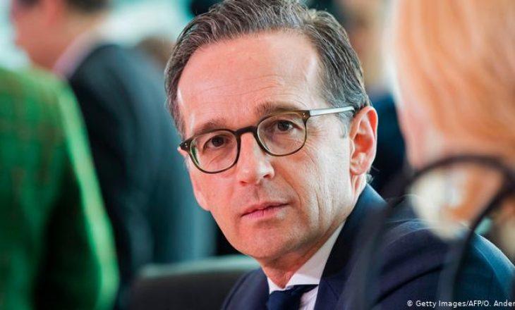 Ministri i Jashtëm gjerman paralajmëron për garë të re armësh në botë