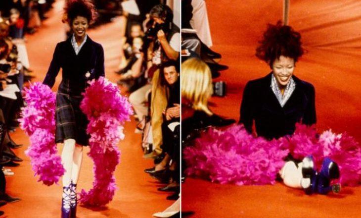 Naomi Campbell: Pse dizajnerët më kërkuan të rrëzohesha në pasarelë