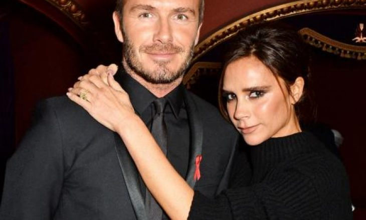Martesa 20-vjeçare me David Beckham, Victoria tregon sekretin