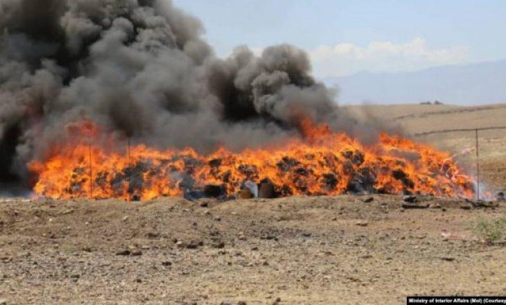"""OKB: Sulmet amerikane në laboratoret afgane të drogës janë të """"paligjshme"""""""