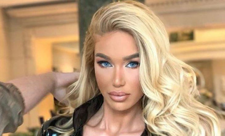 Adelina Tahiri pozon në mes të rrugës, fansat e kritikojnë për photoshop