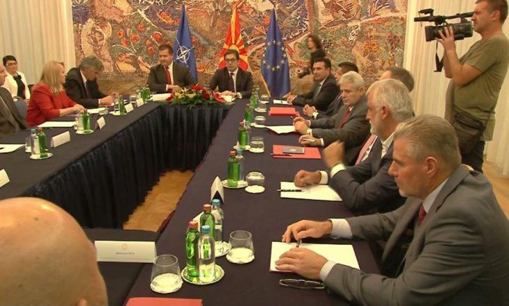 Zgjedhjet e parakohshme në Maqedoninë e Veriut mbahen më 12 prill