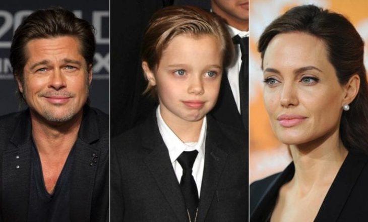 Vajza e Angelina Jolie dhe Brad Pitt kthehet në mashkull