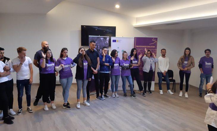 Teatri – Urëlidhëse e nacionaliteteve që jetojnë në Kosovë