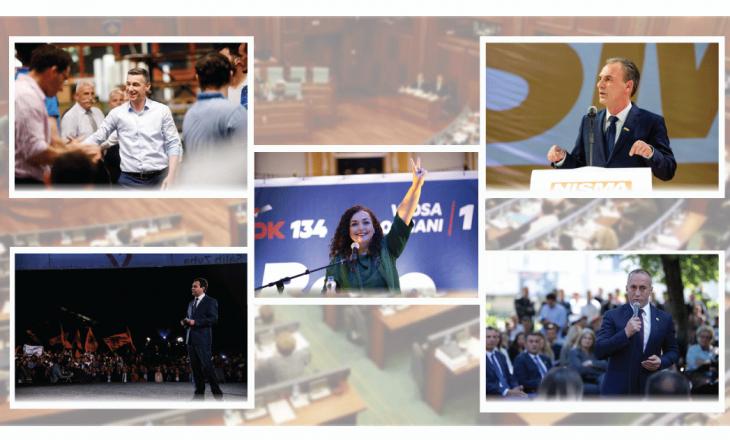 41 premtimet e pesë kandidatëve për kryeministër – Nuk përmendet liberalizimi i vizave