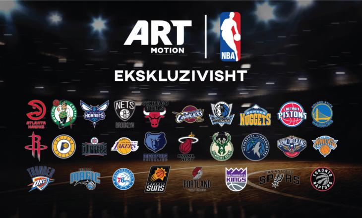 EKSKLUZIVE: NBA 2019-2025, VETËM  NË ARTMOTION